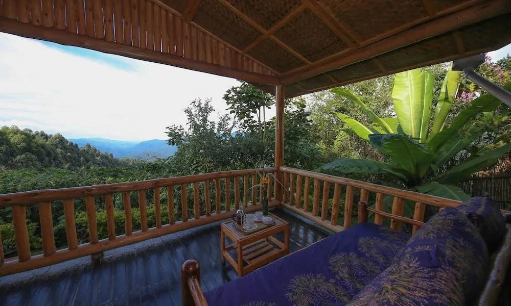 nkuringo mountain lodge