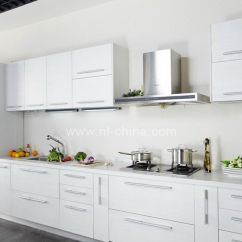 Refinish Kitchen Sink Cabinet Shelving Melamine Made In China (kc-2030)