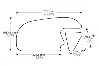Puig Tank Grips Honda CBR 600 RR
