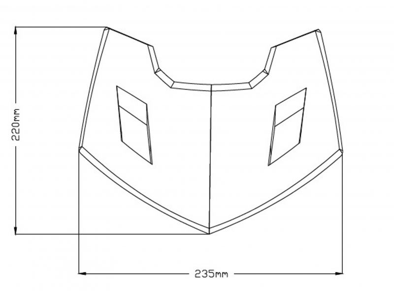 Puig Frontcover Yamaha MT-07