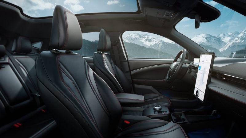 Maak kennis met de nieuwe Ford Mustang Mach-E 2020