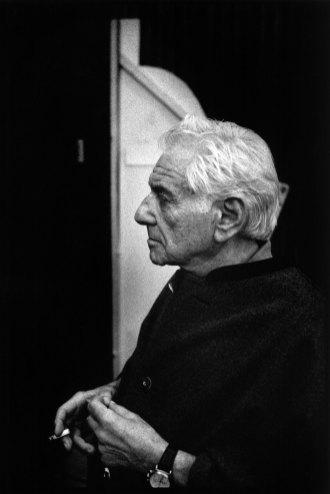 Leonard Bernstein Warsaw 1989