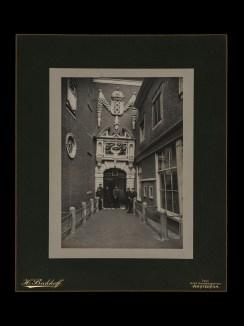 Burgerweeshuis 1904