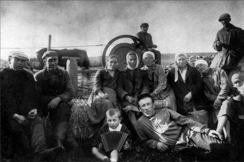 Anonymous photographer, Soviet Union, early 20th century.