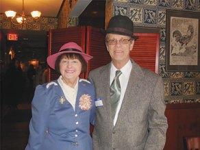 Barbara and Alan Blackburn