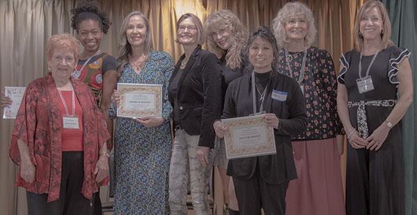 Branch award recipients