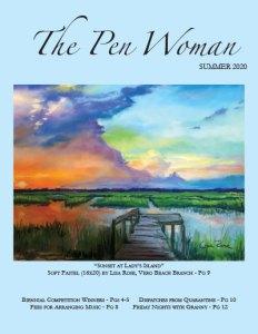 Pen-Woman-summer-2020 cover