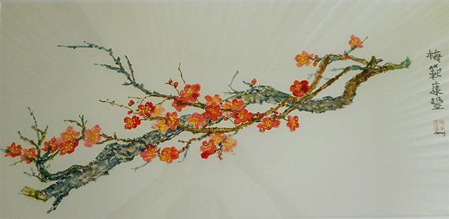Featured art: Plum Blossom