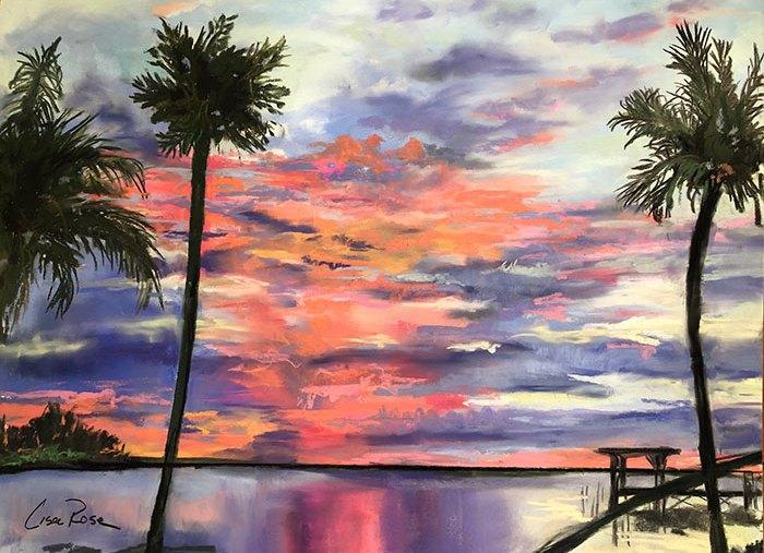 Featured Art: Sebastian Sunrise