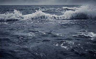 The Ocean Beckons