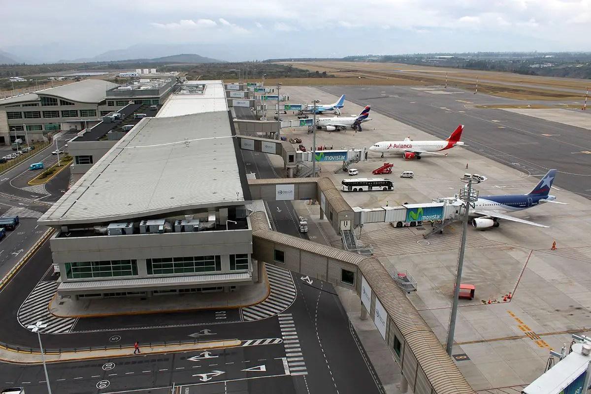 Aeropuerto de Quito es de 5 estrellas por SKYTRAX | Nicolás Larenas