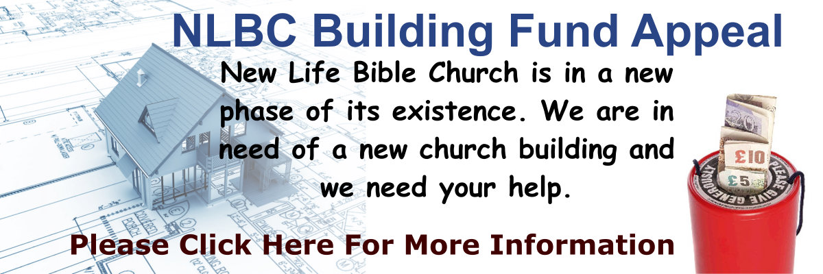 Please Donate To Our Building Fund