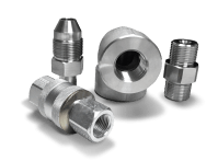 High Pressure Water Jet Fitting
