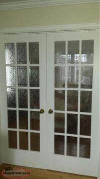 Solid Wood French Doors - Mount Pearl, Newfoundland