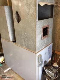Hot Air Oil Furnace