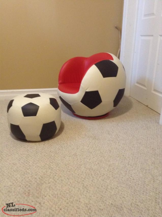 Soccer Ball Chair  Victoria Newfoundland Labrador  NL