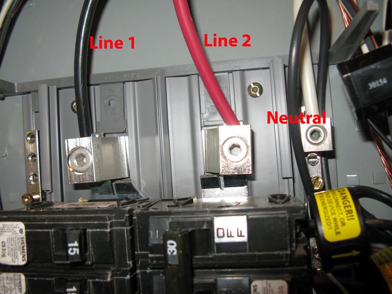 220 breaker box wiring diagram dodge ram 2007 ekm meter setup for 220v circuits electrical panel the circuit breakers