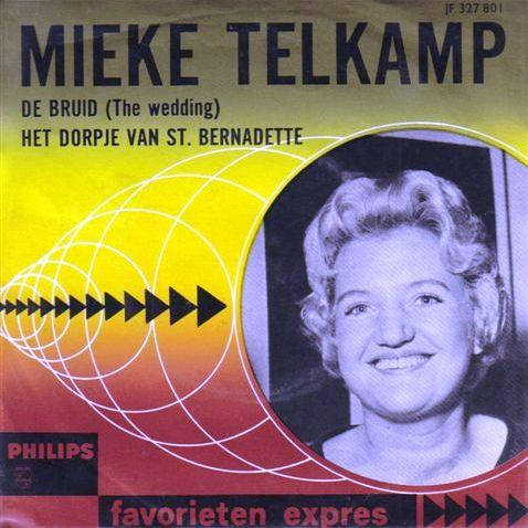 Mieke Telkamp  Nldiscografienl
