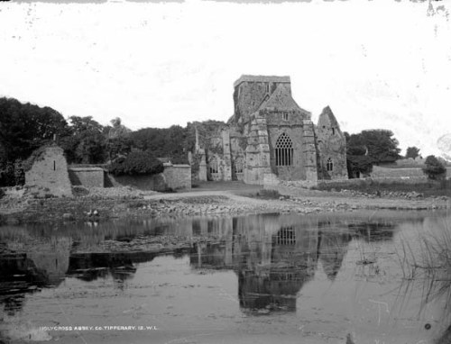 Holy Cross Abbey, Thurles, Co.Tipperary Data provider: National Library of Ireland Provider: The European Library View item a