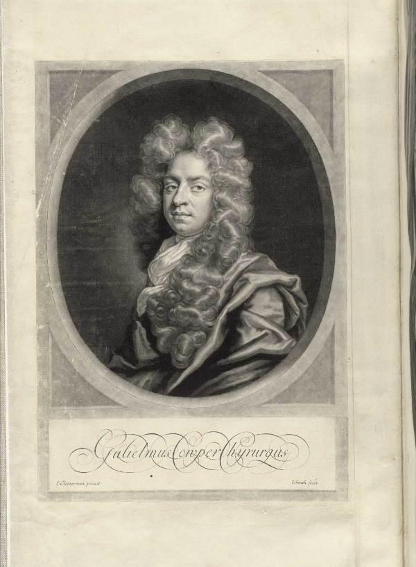 Historical Anatomies Web William Cowper Home