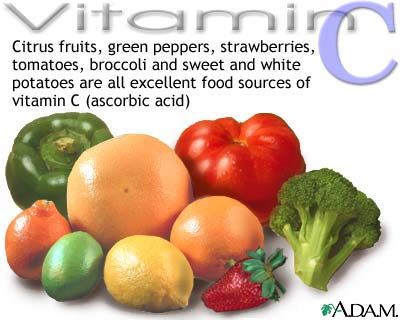Vitamin C source