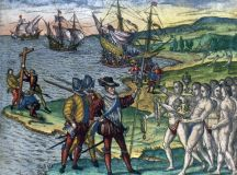 "Taíno meet Columbus; ""New World"" gets new diseases ..."