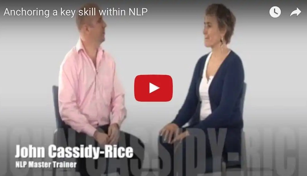 NLP Video – Learn how to set an anchor