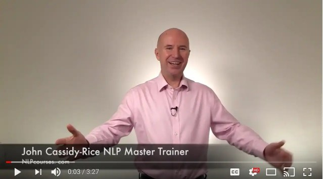 NLP is the key to achieving goals what could be holding you back