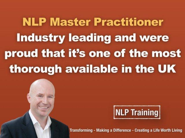 World class NLP Master Practitioner