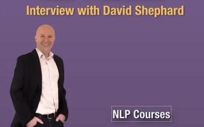 NLP Podcast – Interview with David Shephard