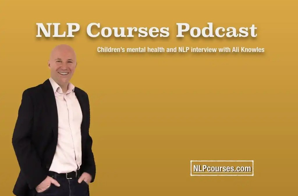 NLP Podcast – Interview with Ali Knowles