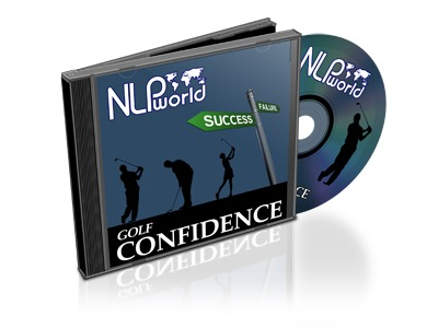 Product image for Golf Confidence CD | NLP World.