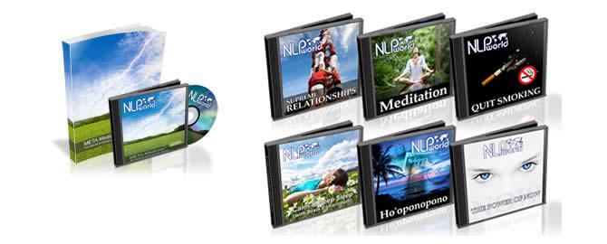 NLP Products - CDs, Books, MP3s | NLP World