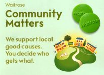 Loco Shed Appeal Update- Waitrose Community Matters!