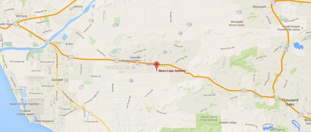 NLS Displays on Google Maps