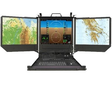 CSC-3L-19 Rugged Military Monitor