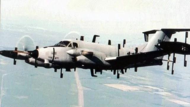 Beechcraft_RC-12N_Huron