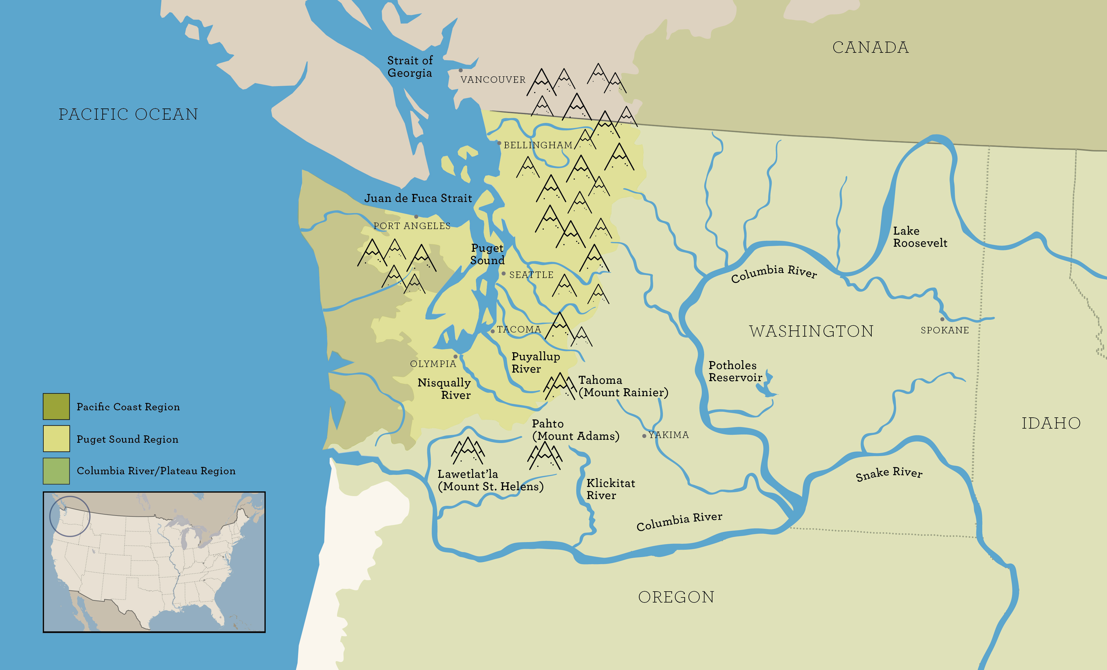 Food Amp Culture Of Pacific Northwest Natives