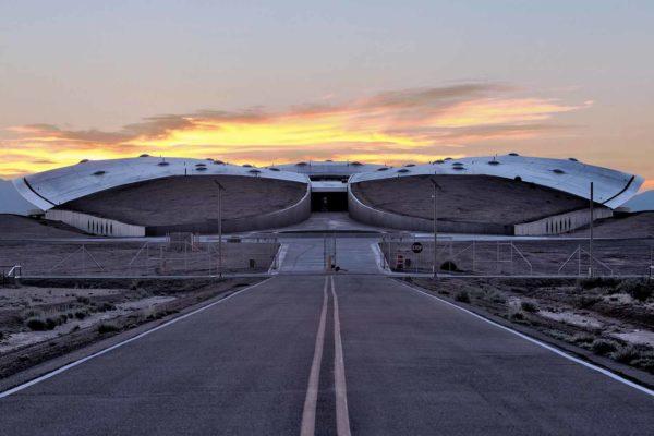 Photo of Spaceport America