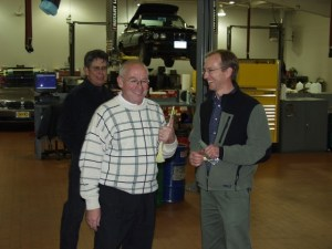 Photo from the 2005 Sandia BMW Tech Session