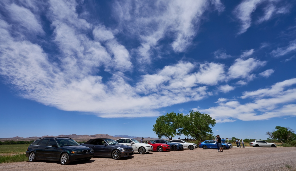 Photo from the NM BMW CCA drive to Bosque del Apache