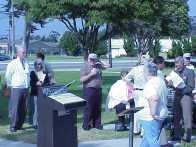 The Memorial still gathering-hueneme-2000