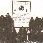 Eight's men at the South Pole