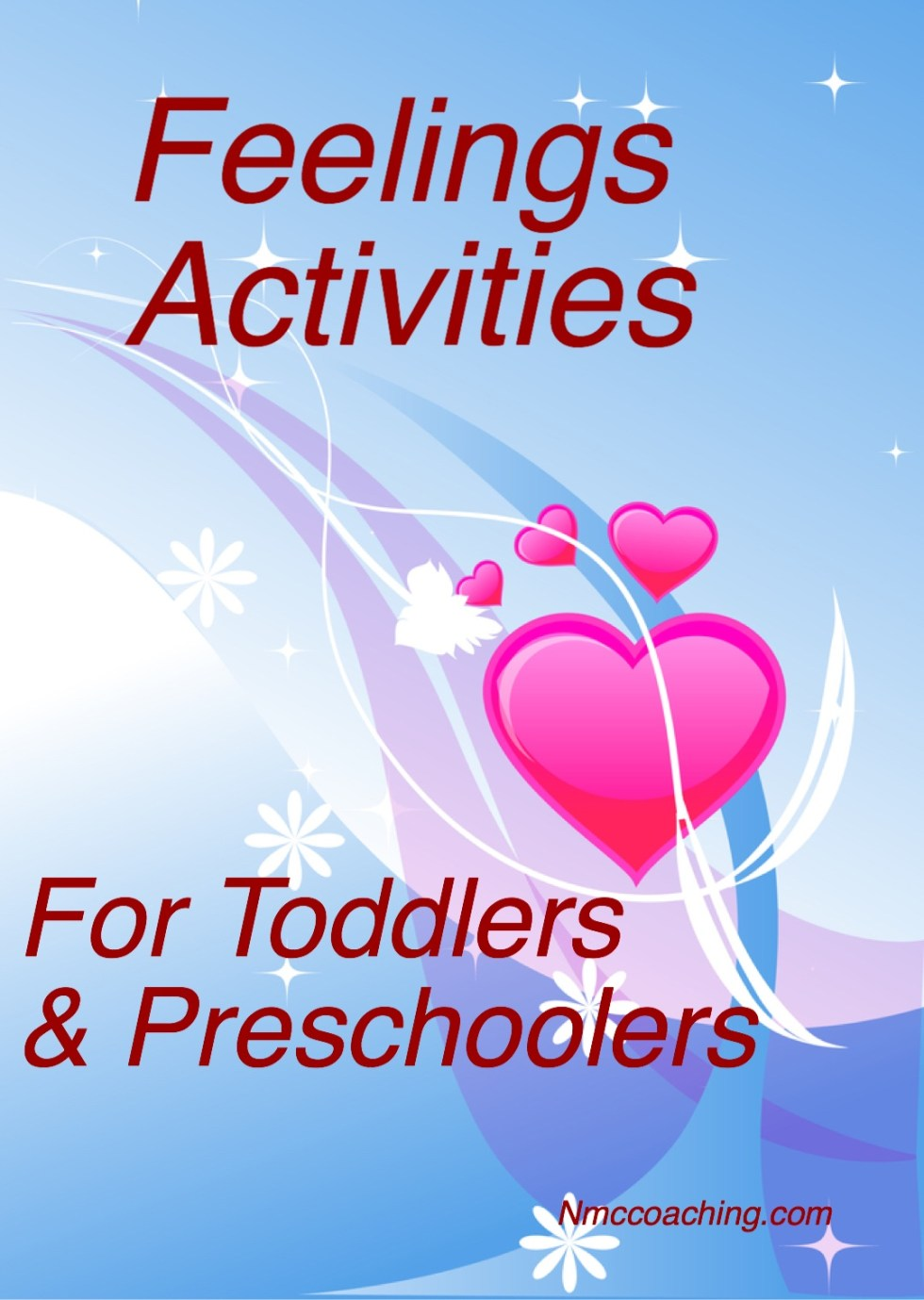Feelings activities for toddlers and preschoolers