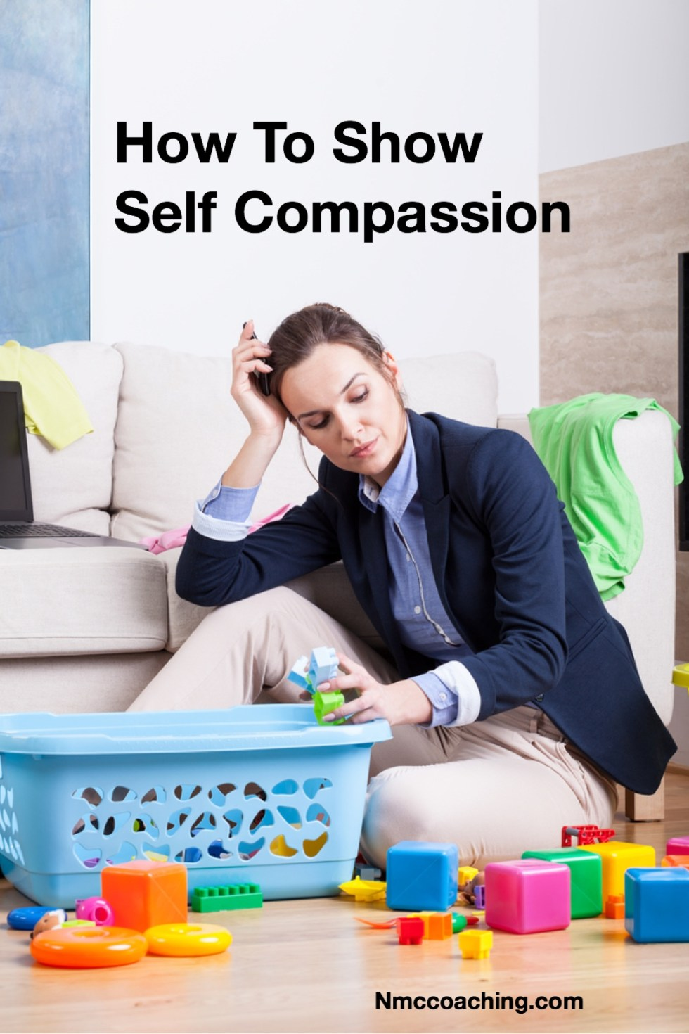 How To Show Self Compassion