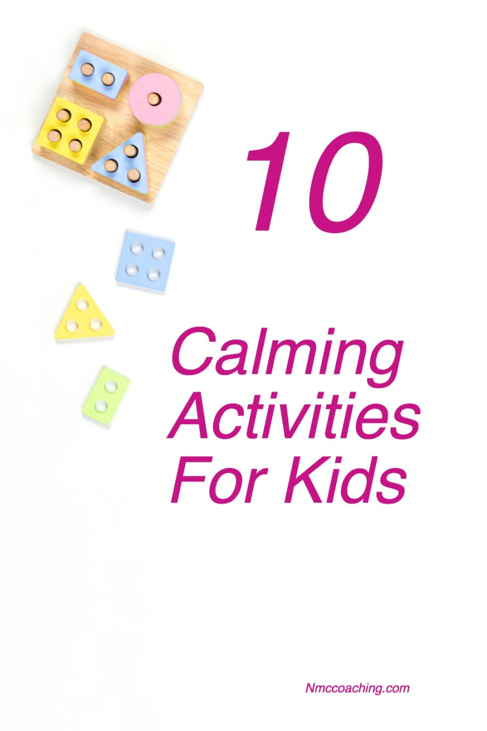 10 Calming Activities for Kids