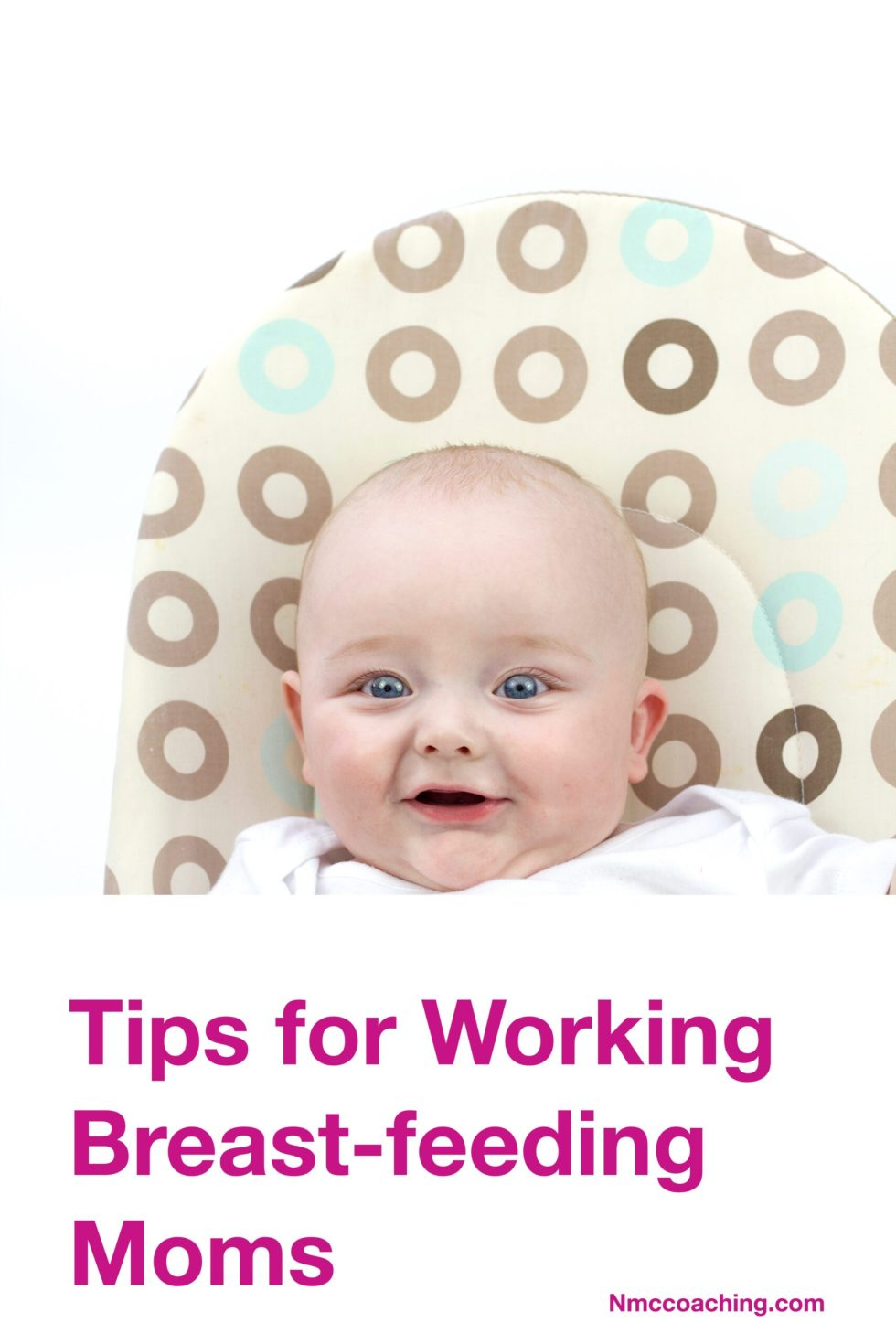Tips for working breast-feeding moms