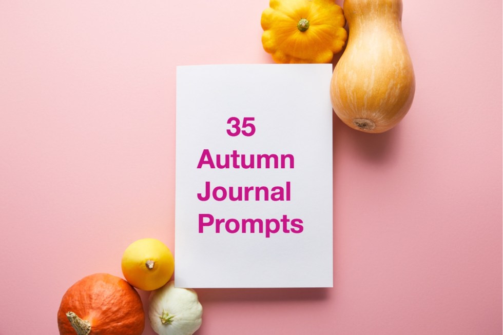 35 autumn journal prompts