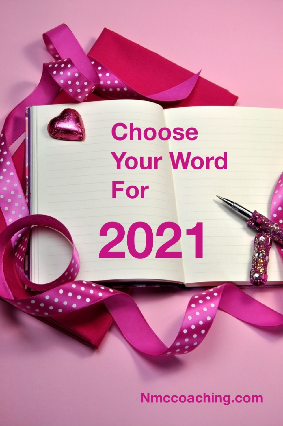 Choosing your word for 2021