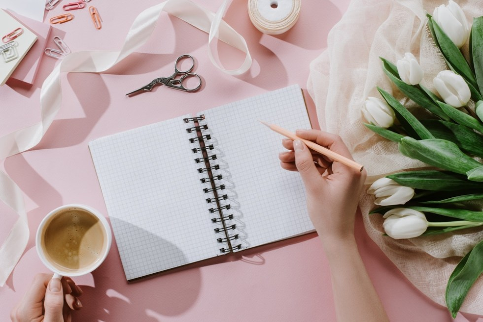 Journal to reevaluate your goals